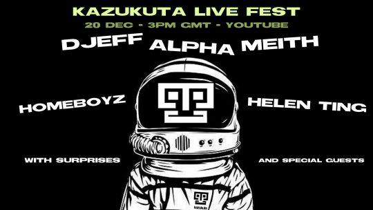 kazukuta-live-fest